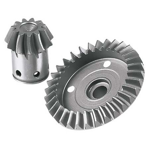 Axial Heavy Duty Bevel Gear Set - 32T/11T (AX31339)
