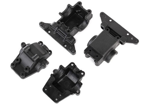 Traxxas LaTrax Front & Rear Bulkhead/Differential Housing Set (TRA7530)