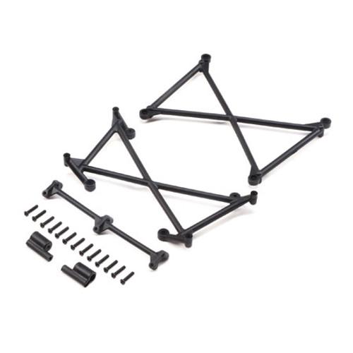 Losi Ford Raptor Body Adapter Set (Baja Rey) (LOS230068)