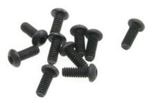 BUTTON HEAD HEX SCREW 2X5MM (10)