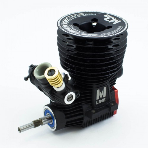 Ultimate Racing M-3R .21 Nitro Racing Engine (UR3401-M3R)