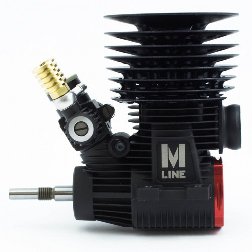 Ultimate Racing M-3R .21 Nitro Racing Engine
