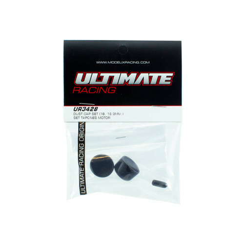 Ultimate Racing Dust Cap Set (18/16/3MM)