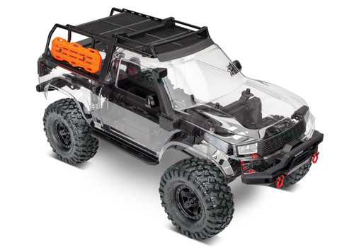 Traxxas TRX-4 Sport 1/10 Scale Trail Rock Crawler Assembly Kit (TRA82010-4)