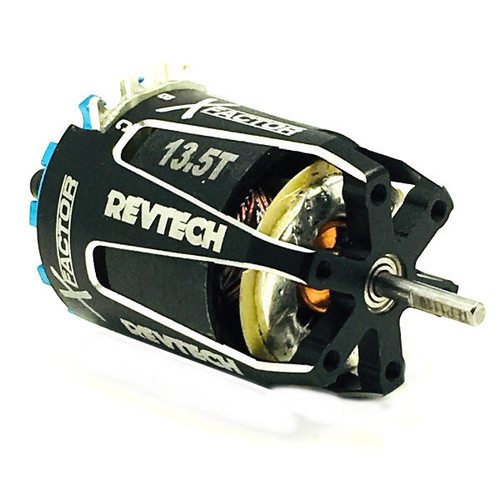 Trinity X-FACTOR 13.5T Spec Class Brushless Motor (REV1101)