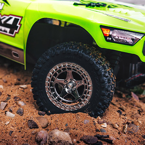 Arrma Senton 4X4 3S BLX 1/10 RTR Brushless Short Course Truck (Green/Black) w/TTX300 2.4GHz Radio