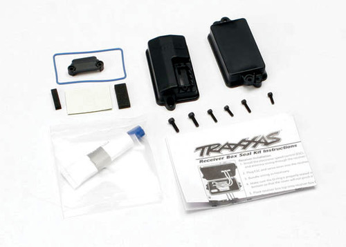Traxxas Sealed Receiver Box Kit (TRA3628)