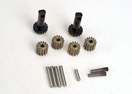 Traxxas Planet Gears & Shafts (TRA2382)