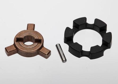 Traxxas Cush Drive Key Pin & Elastomer Damper Set (TRA6465)