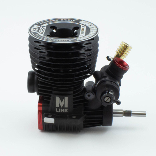 Ultimate Racing M-3X V2.0 .21 Nitro Racing Engine
