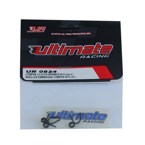 Ultimate Racing Compak Clutch Springs B10 (3PCS.)