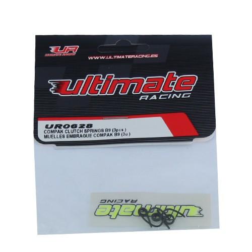 Ultimate Racing Compak Clutch Springs B9 (3PCS.)