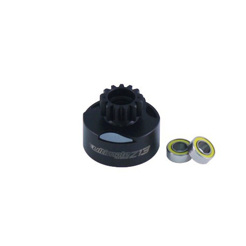 Ultimate Racing Ventilated Z13 Clutch Bell w/Bearings (UR0661)