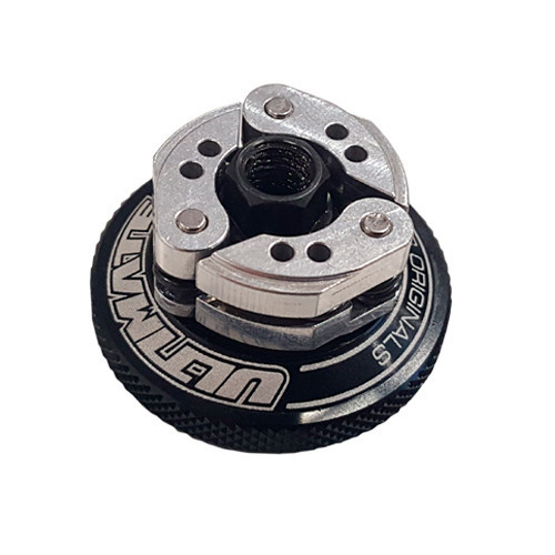 Ultimate Racing Aluminum Compak Clutch System V2 B9 (UR0619-XA)