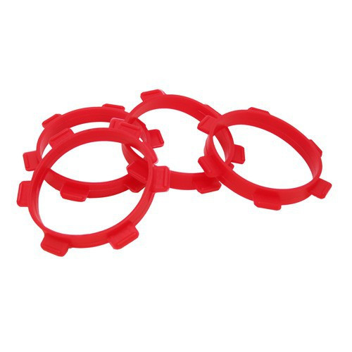 Ultimate Racing 1/10 Tire Mounting Bands (4pcs)