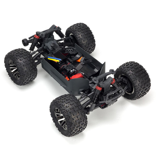 Arrma Granite 4X4 3S BLX 1/10 RTR Brushless Monster Truck (Red/Blue) w/TTX300 2.4GHz Radio