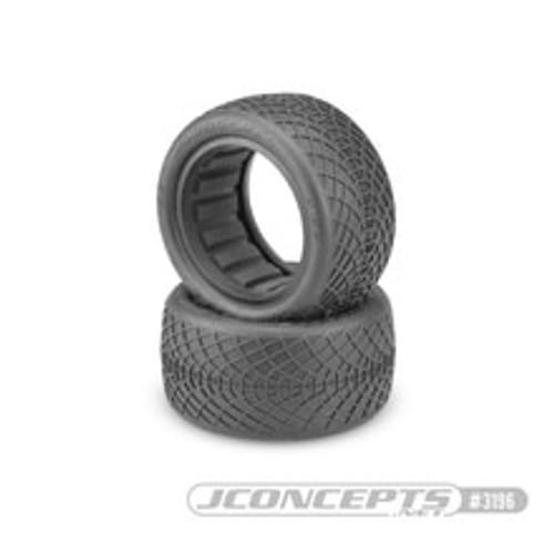 """JConcepts Ellipse 2.2"""" Rear 1/10 Buggy Tires (2) (Gold) (JCO3196-05)"""