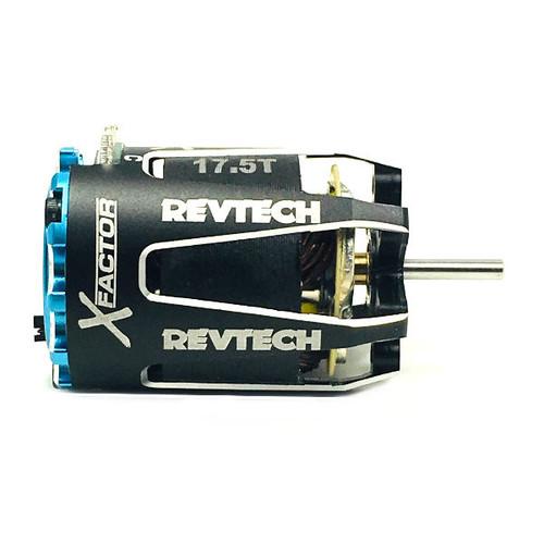 Trinity X-FACTOR 17.5T Spec Class Brushless Motor (REV1102)