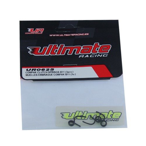 Ultimate Racing Compak Clutch Springs B11 (3PCS.) (UR0625)