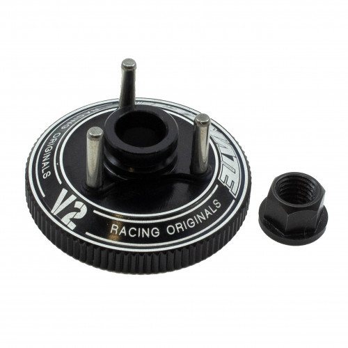 Ultimate Racing Compak Flywheel V2 + Nut (UR0622-A)