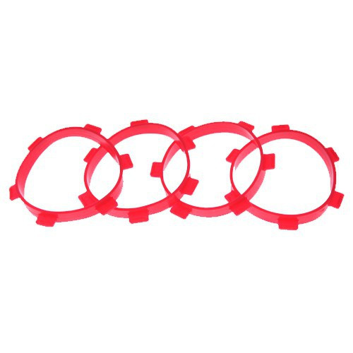 Ultimate Racing 1/8 Tire Mounting Bands (4pcs) (UR8402)