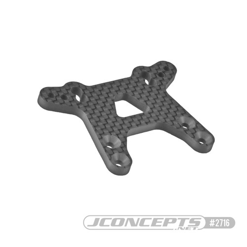 JConcepts B6.1 Carbon Fiber Street Stock Front Tower (JCO2716)