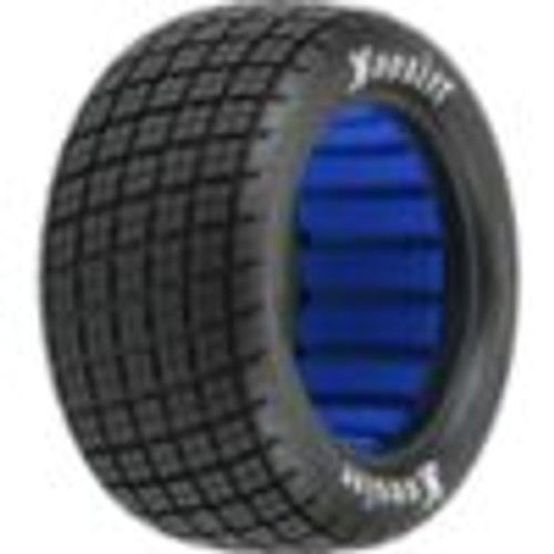 "Pro-Line Hoosier Angle Block Dirt Oval 2.2"" Rear Buggy Tires (2) (M4) (PRO8274-03)"