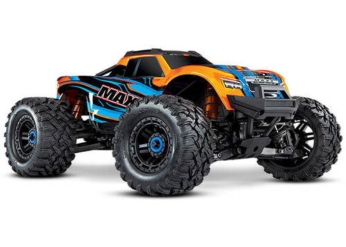 Traxxas Maxx 1/10 Scale 4WD Brushless Electric Monster Truck (4s)