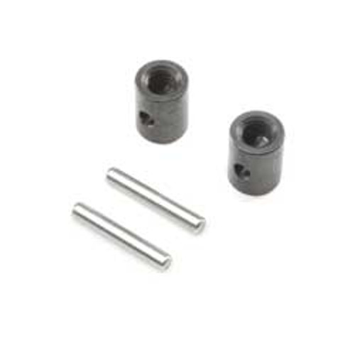 Team Losi Racing 22 5.0 VHA CVA Rebuild Set (2) (TLR332074)