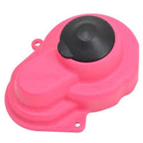 RPM Traxxas Gear Cover (Pink) (XL-5/VXL) (RPM80527)