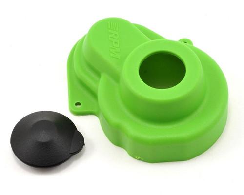 RPM Traxxas Gear Cover (Green) (XL-5/VXL) (RPM80524)