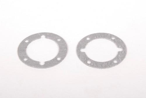 Axial Diff Gasket 16x25x0.5mm (2pcs) (AX30385)