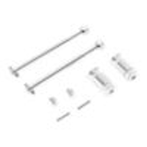 Axial Universal Joint Axle Set 48mm (2pcs) (AX31502)