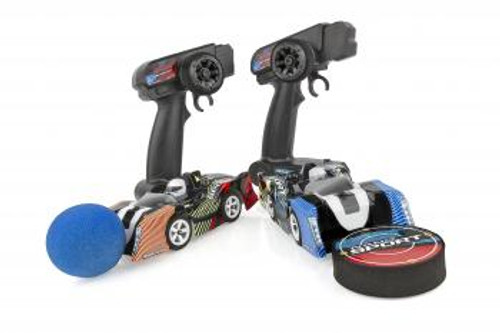 Team Associated NanoSport 1/32 2WD RTR Cars (Two Pack) (ASC20170)