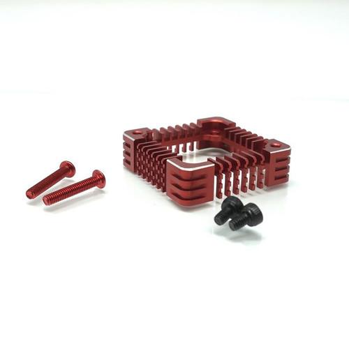 Hobbywing XR10 Pro G2 3010 Fan w/Adapter (Red)