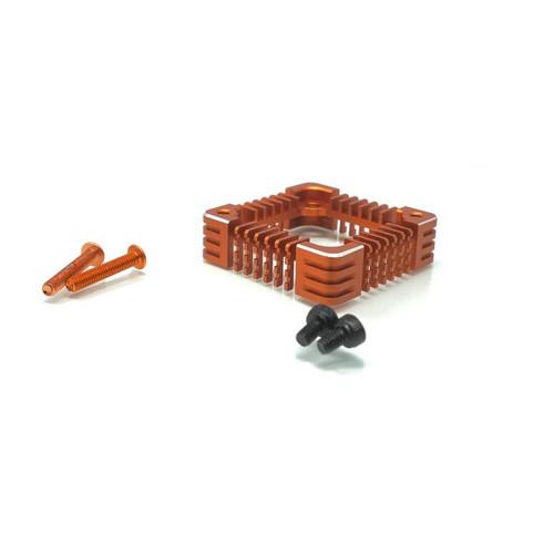 Hobbywing XR10 Pro G2 3010 Fan w/Adapter (Orange)