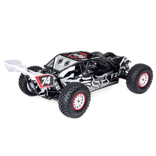 LOSI® Tenacity DB Pro 1/10TH 4X4 Buggy RTR - (Fox Racing Body)