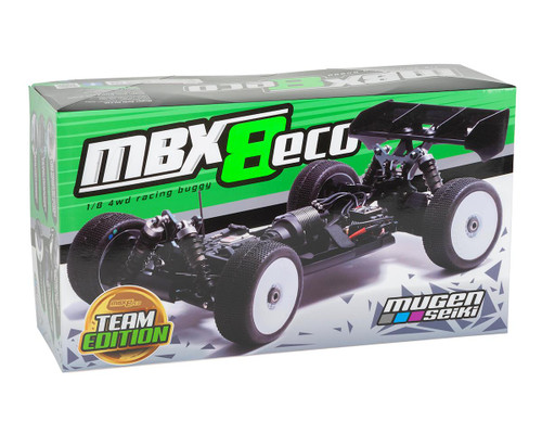 Mugen Seiki MBX8 ECO Team Edition 1/8 Electric Buggy Kit (MUGE2026)
