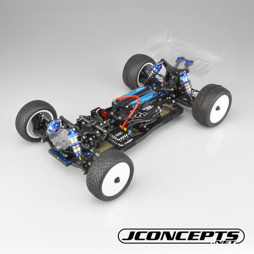 JConcepts RC10 B74 Carbon Fiber Battery Brace (JCO2520)