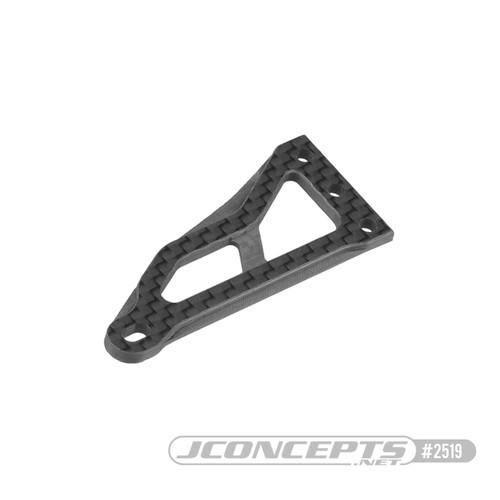 JConcepts RC10 B74 Carbon Fiber Servo Mount Plate (JCO2519)