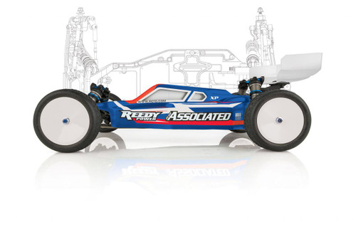 Team Associated RC10 B6.1DL Limited Edition Team Kit