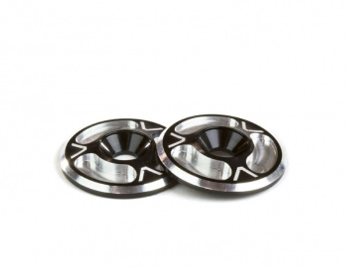 Avid RC Triad Wing Buttons (HD) (Black)