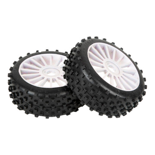 SP Racing Tyres STAR PIN 1/8 Off-Road Sport Pre-Mounted (2PCS) (SP00024)