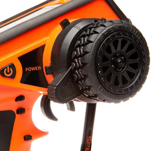 Spektrum DX5 Rugged DSMR TX Only (Orange)
