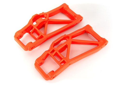 Traxxas Lower Suspension Arm (Orange) (left and right, front or rear) (2) (TRA8930T)