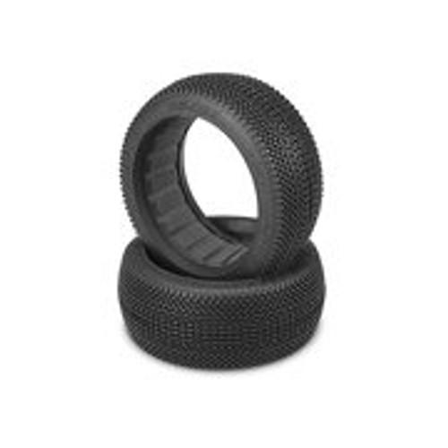 JConcepts Detox 1/8 Buggy Tires (2) (Aqua) (JCO3122-03)