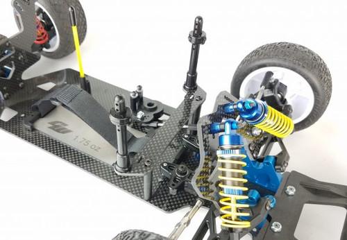 Custom Works Mid Body Mount Kit
