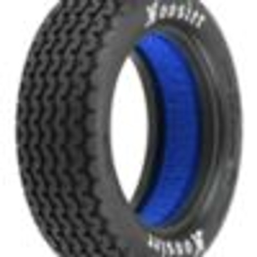 """Pro-Line Hoosier Super Chain Link Dirt Oval 2.2"""" 2WD Front Buggy Tires (2) (M3) (PRO8275-02)"""