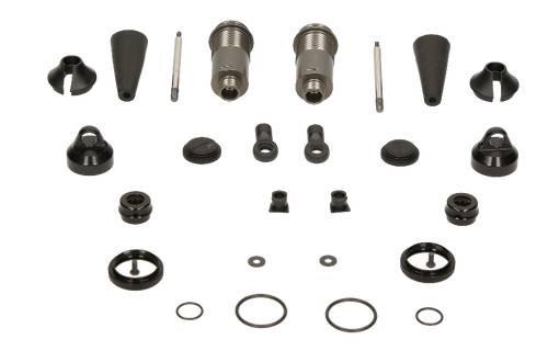 HB Racing D817 Front Shock Kit V2 (HBS204341)