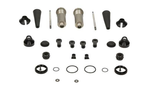HB Racing D817 V2 Rear Shock Kit (HBS204342)
